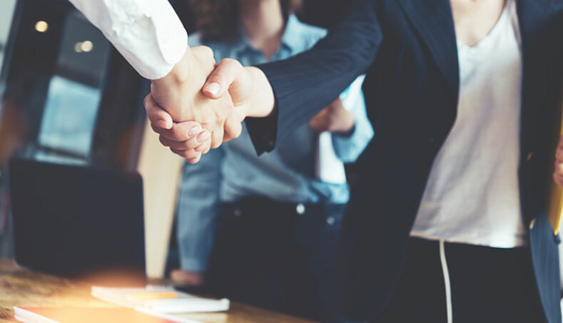 Handshake between CPA and Client
